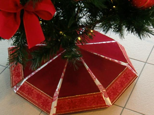 クリスマスツリースカート☆_f0214388_22423312.jpg
