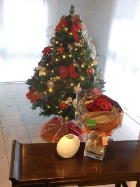 クリスマスツリースカート☆_f0214388_224266.jpg