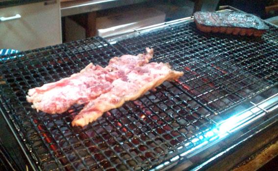 能代名物B級グルメ豚なんこつ:よっちゃん_e0054299_11533570.jpg