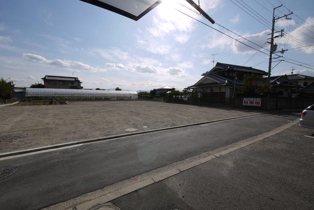 福田整骨院 駐車場造成工事_e0214805_6544682.jpg