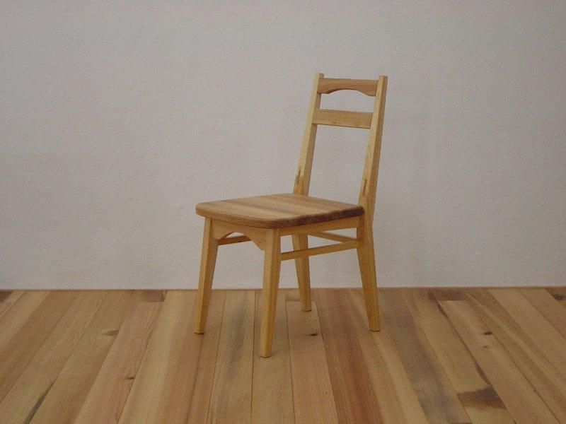 椅子、桧と杉_c0138410_211350.jpg