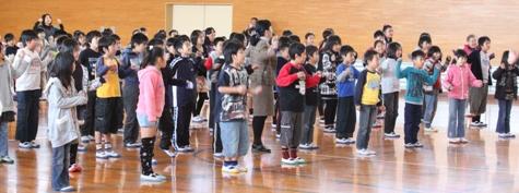 飯塚市教育文化振興事業団理事による出前講座3_f0040233_11265390.jpg