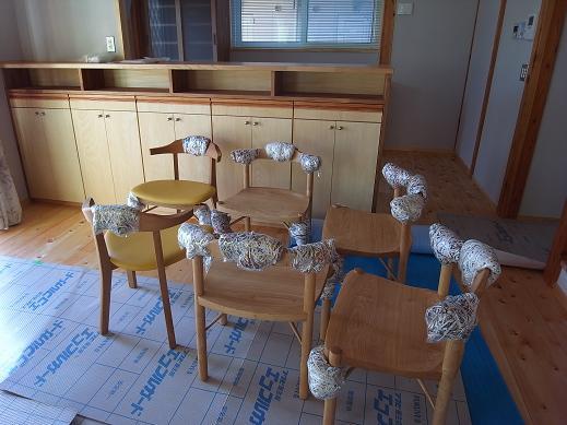 袴塚の家 見学会準備OK 2010/11/19_a0039934_18484865.jpg
