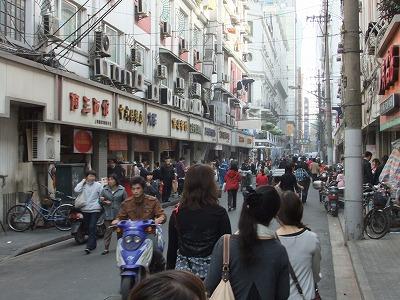 激旅!上海2泊3日2010 (3)~馬新文拉麺_e0173645_22394862.jpg