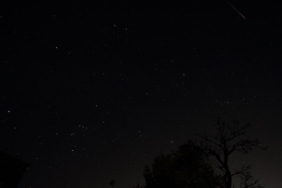 しし座流星群× オリオン座撮影と流れ星◎ (コンポジット合成、星空撮影)_b0157849_530173.jpg