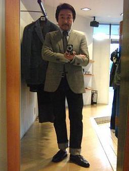 """""""ザ・婚活スーツ"""" うまくいくかな少子化対策&20年やってるよ編_c0177259_20314251.jpg"""