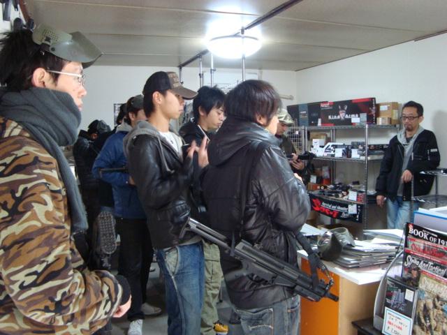 サバイバルゲーム 冬の陣 in 高尾_f0232060_044828.jpg