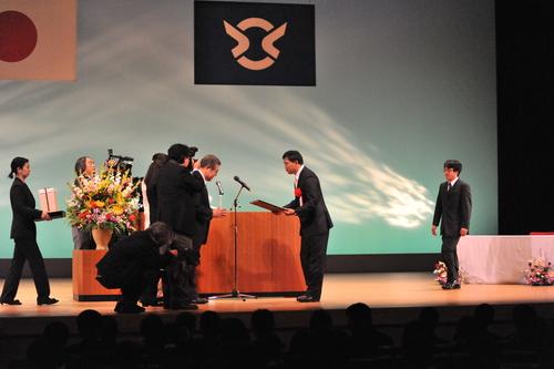 西村監督(ロッテ)串間市民栄誉賞 受賞 おめでとう_a0043276_2117048.jpg