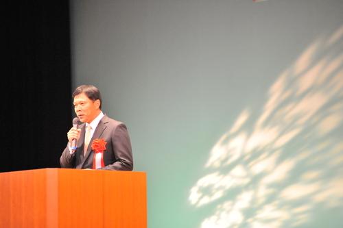 西村監督(ロッテ)串間市民栄誉賞 受賞 おめでとう_a0043276_21172023.jpg