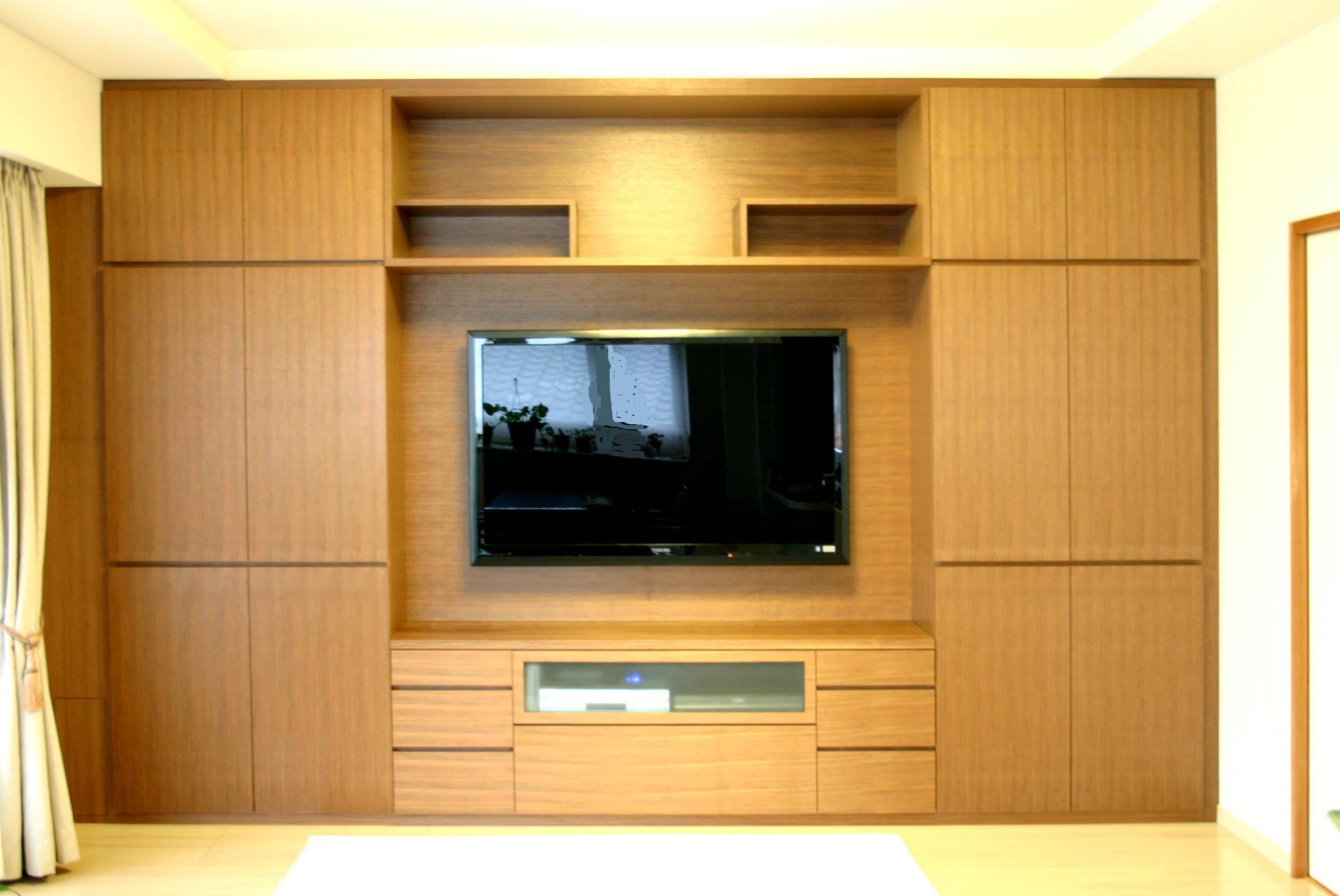 壁付け型の家具_f0171785_15385031.jpg