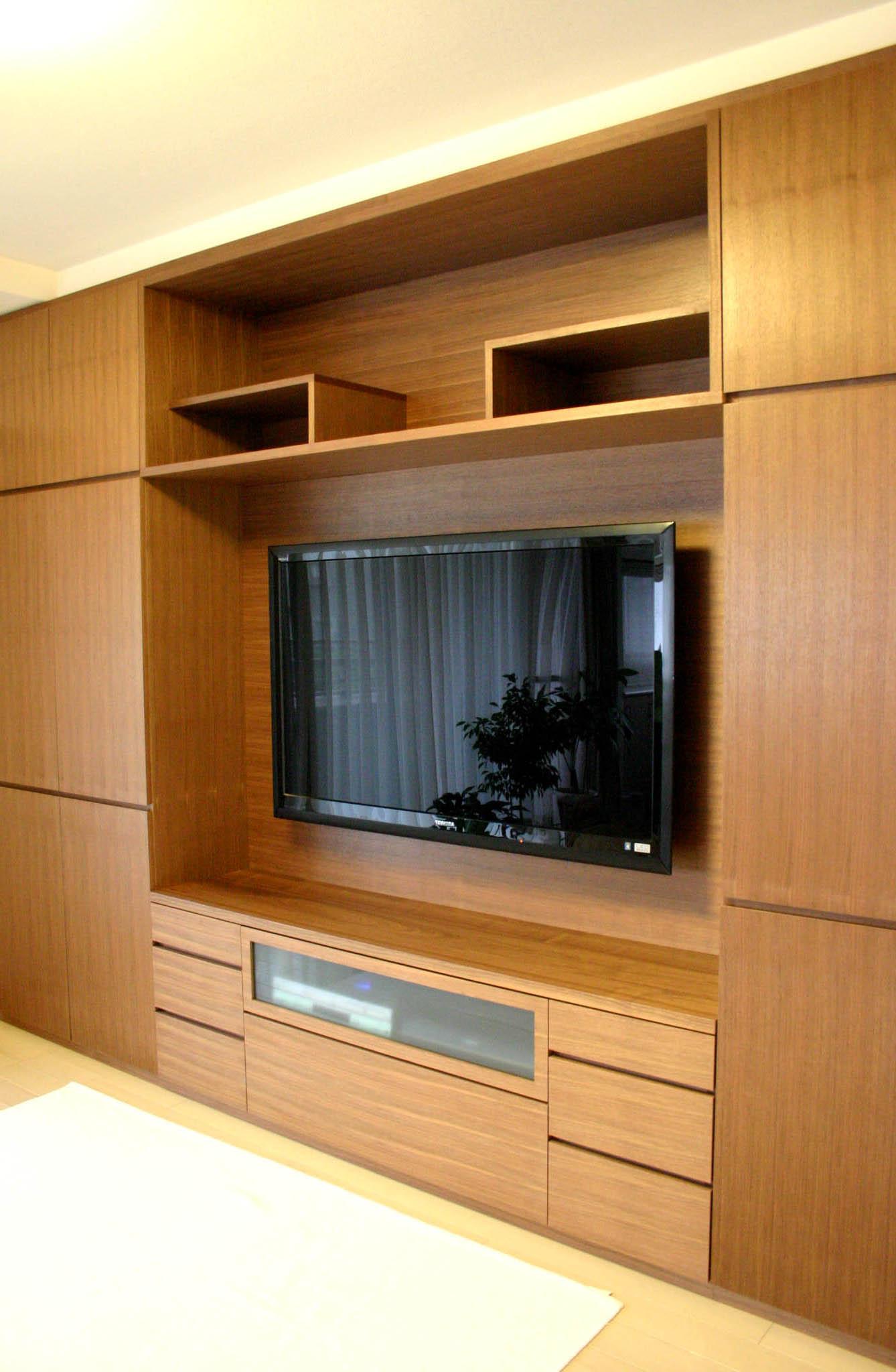 壁付け型の家具_f0171785_154093.jpg