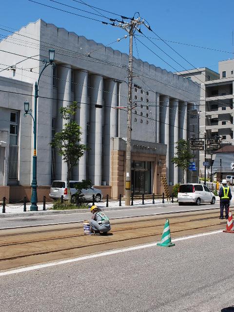 函館・百十三銀行本店(建築家・関根要太郎作品研究、その6)_f0142606_7562299.jpg