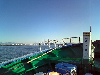 釣り日和(新々突堤)_f0032130_13204949.jpg