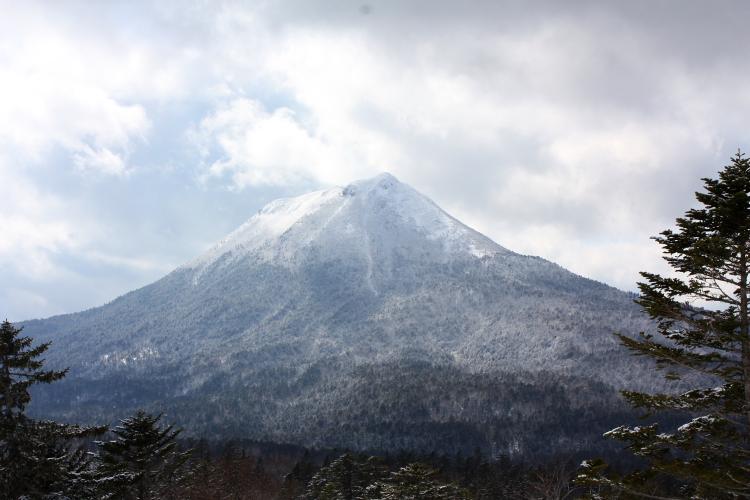 雄阿寒岳ですが それが 何か・・?。 11月20日_f0113639_18321272.jpg