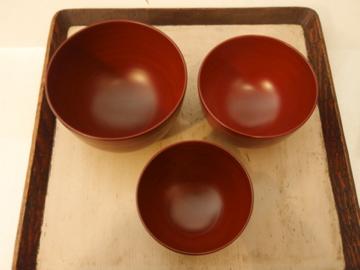 小林慎二さんのまゆ椀で遊んでみました_b0132442_1638153.jpg