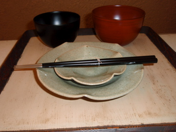 小林慎二さんのまゆ椀で遊んでみました_b0132442_1718342.jpg