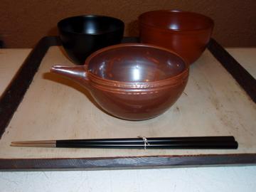 小林慎二さんのまゆ椀で遊んでみました_b0132442_1744442.jpg