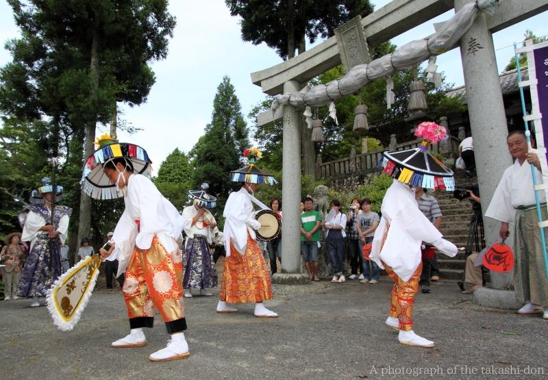 大川念仏踊り_e0170044_8455760.jpg