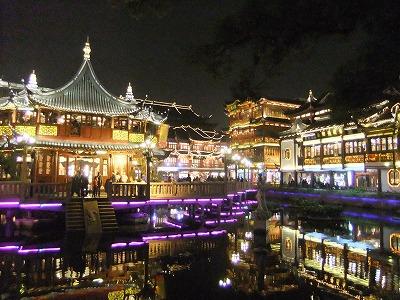 激旅!上海2泊3日2010 (4)~豫園_e0173645_2251139.jpg
