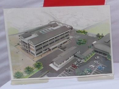 津山市 東小学校校舎改築建築工事_f0151251_1421233.jpg