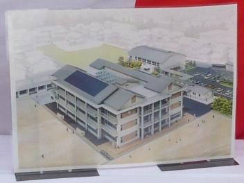 津山市 東小学校校舎改築建築工事_f0151251_14221620.jpg