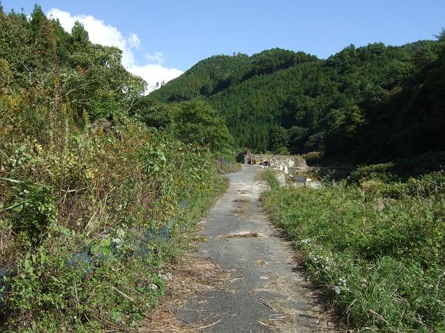 笹ヶ峠(阿戸~八本松町原)を歩く その1_b0095061_1285681.jpg