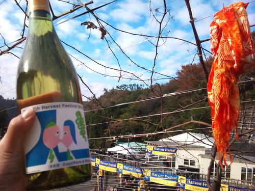 青空とワイン♪_c0100865_852576.jpg