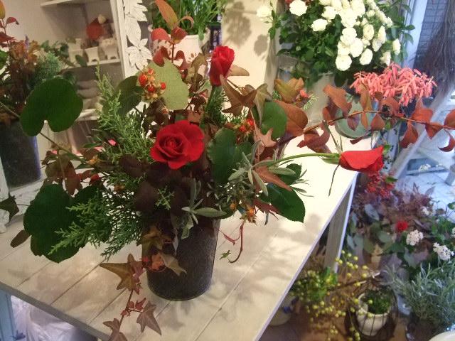 オークリーフ花の教室(島崎さんの作品)_f0049672_1753858.jpg