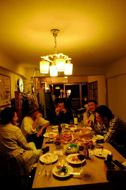 日米会議:6Sサミット@SUNSEAレストラン_f0170995_1365632.jpg