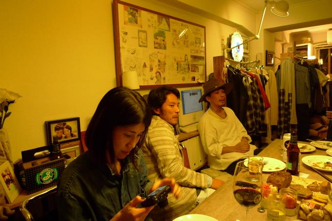 日米会議:6Sサミット@SUNSEAレストラン_f0170995_138599.jpg