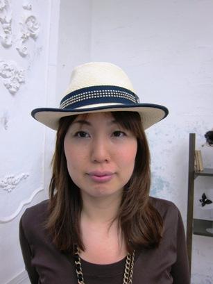 misa harada帽子の春夏コレクション_b0122805_18324667.jpg