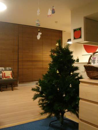 我が家のクリスマスツリー_a0166313_20162341.jpg