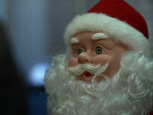 クリスマスの朝市レポート1_b0136223_17515820.jpg