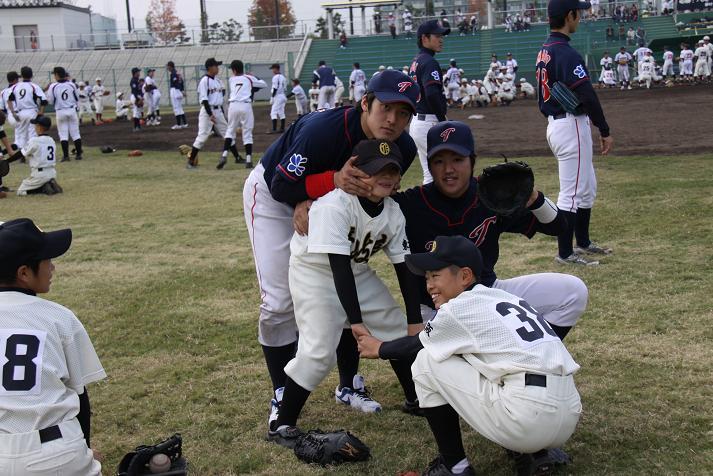 東大阪ベースボールフェスティバル_b0105369_10174553.jpg