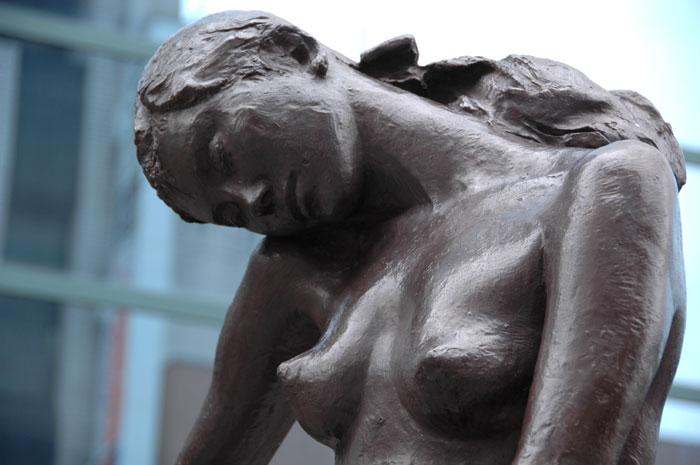 旭川野外彫刻 さんさく・・・1 :...