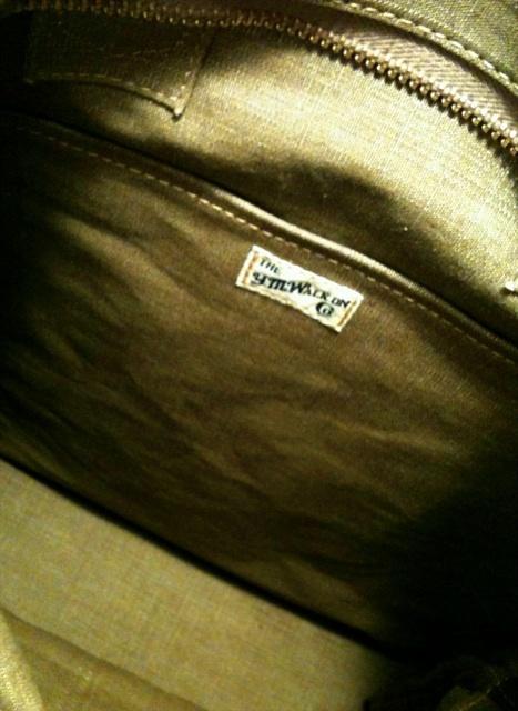 WALK ON SHOULDER TOTE BAG!!入荷しております!_c0144020_159532.jpg
