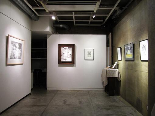 ReadingVIII_Program3 安井春菜「物語のはじまり」展はじまりました。_c0096440_10104541.jpg