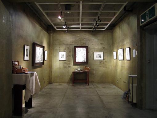 ReadingVIII_Program3 安井春菜「物語のはじまり」展はじまりました。_c0096440_1011457.jpg