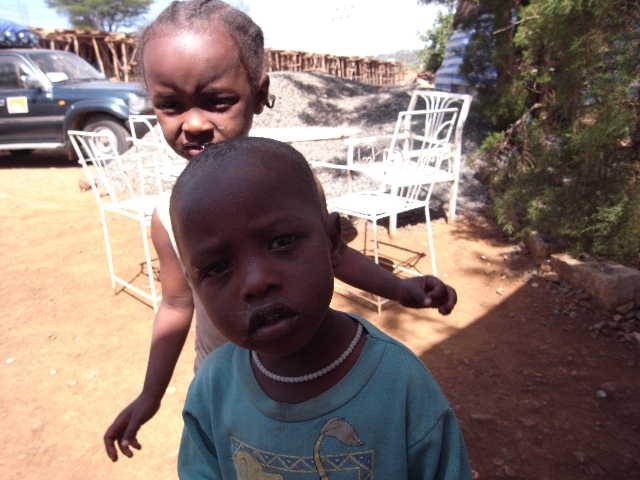 エチオピア(27) コンソでコーヒー休憩_c0011649_9102311.jpg