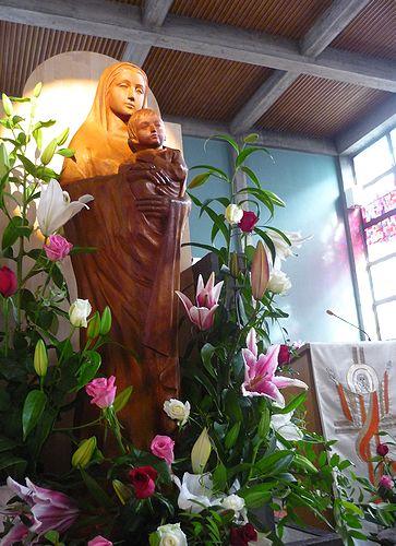 待降節 第1主日♡*† *祈り満ちた 日曜日@正イグナチオ教会マリア聖堂 イコンの祝別♡*† *・。・。+_a0053662_13432730.jpg