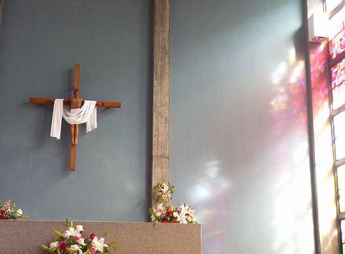 待降節 第1主日♡*† *祈り満ちた 日曜日@正イグナチオ教会マリア聖堂 イコンの祝別♡*† *・。・。+_a0053662_1343712.jpg
