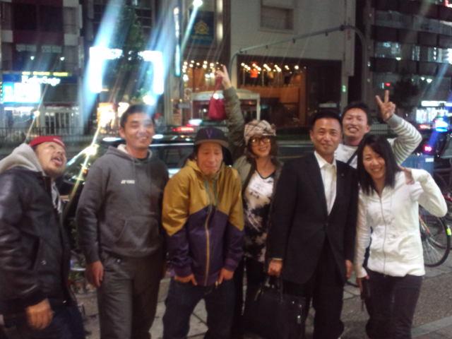 名古屋の夜★_c0151965_2435489.jpg