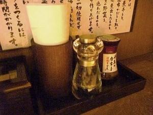 麺や六三六 摂津本山店 / 六三六ラーメン_e0209787_1113274.jpg