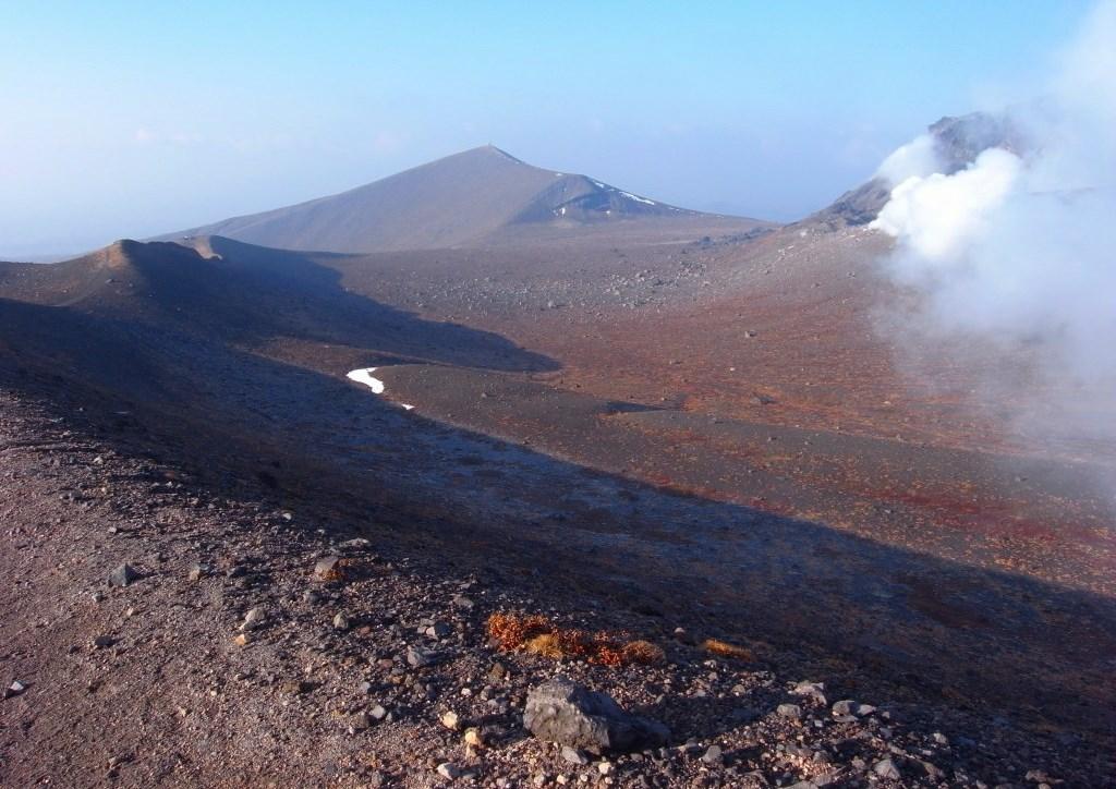 11月21日、樽前山、風不死岳と紋別岳-写真をメインに-_f0138096_956060.jpg