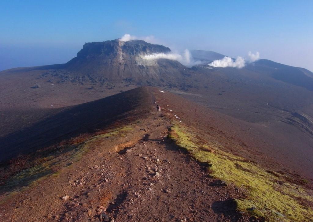 11月21日、樽前山、風不死岳と紋別岳-写真をメインに-_f0138096_9561667.jpg