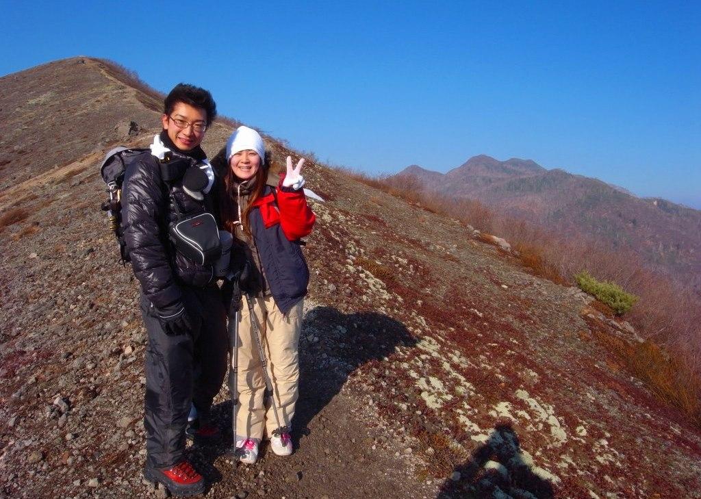 11月21日、樽前山、風不死岳と紋別岳-写真をメインに-_f0138096_9563678.jpg