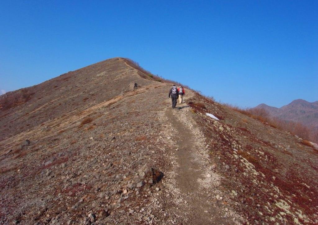 11月21日、樽前山、風不死岳と紋別岳-写真をメインに-_f0138096_957018.jpg
