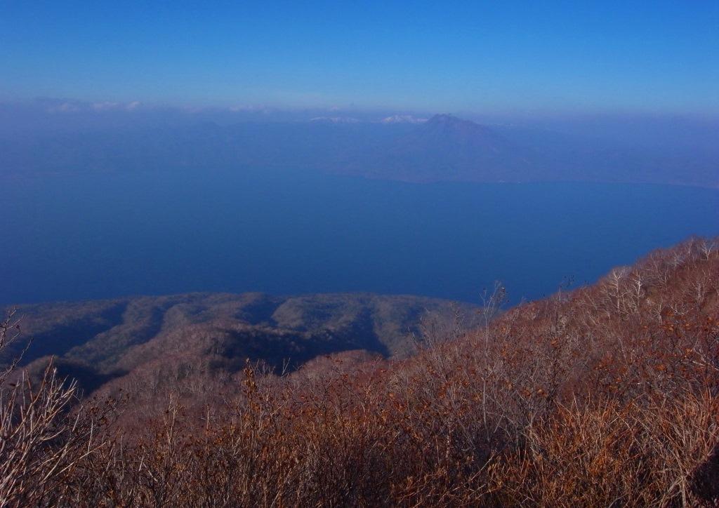 11月21日、樽前山、風不死岳と紋別岳-写真をメインに-_f0138096_9575989.jpg
