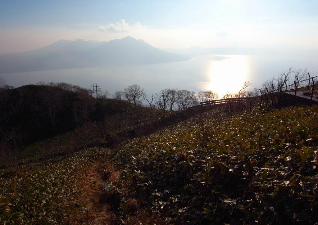 11月21日、樽前山、風不死岳と紋別岳-写真をメインに-_f0138096_9584669.jpg