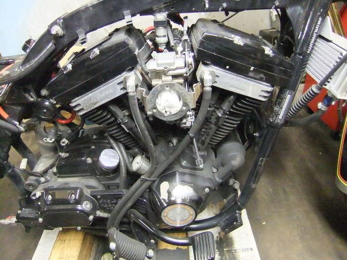 エボ エンジンを下ろそう!!_c0226202_5351972.jpg